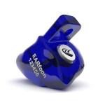 individuell angepasste Gehörschutz-Otoplastik EARfoon BlueFit-X LD-W